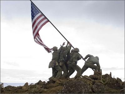 Uu Ua Uu >> Banderas de nuestros padres   Películas y documentales de la II Guerra Mundial
