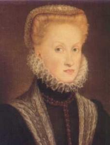 4ª esposa de Felipe II