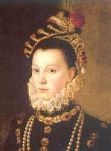 3ª esposa de Felipe II