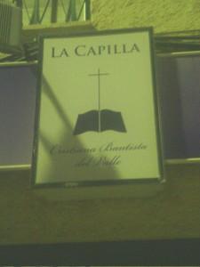 Capilla Iglesia