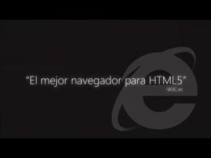El mejor navegador para HTML5