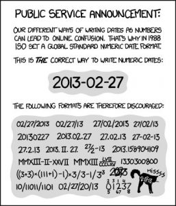 date-format