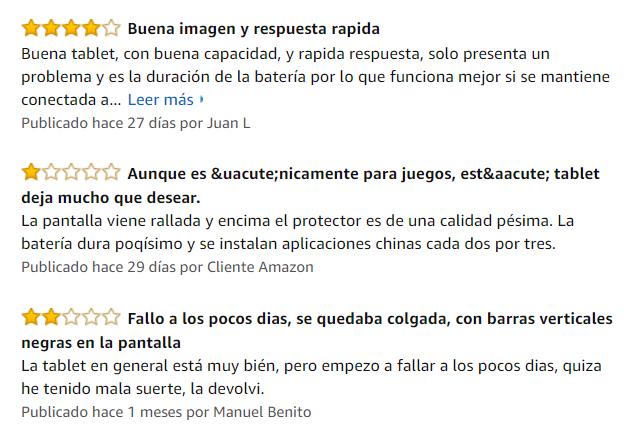 PROBLEMAS CON AMAZON ESPAÑA