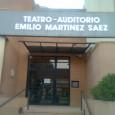 """La foto que vemos en pantalla, corresponde a la puerta de entrada al Teatro-Auditorio """"Emilio Martínez Sáez"""", y dicha foto se realizó el pasado 24 de Noviembre del […]"""