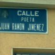 Esta foto fue realizada el pasado 24 de Noviembre en la calle Juan Ramón Jiménez, que recibe este nombre del prestigioso literario español. Poeta español y premio Nobel de […]