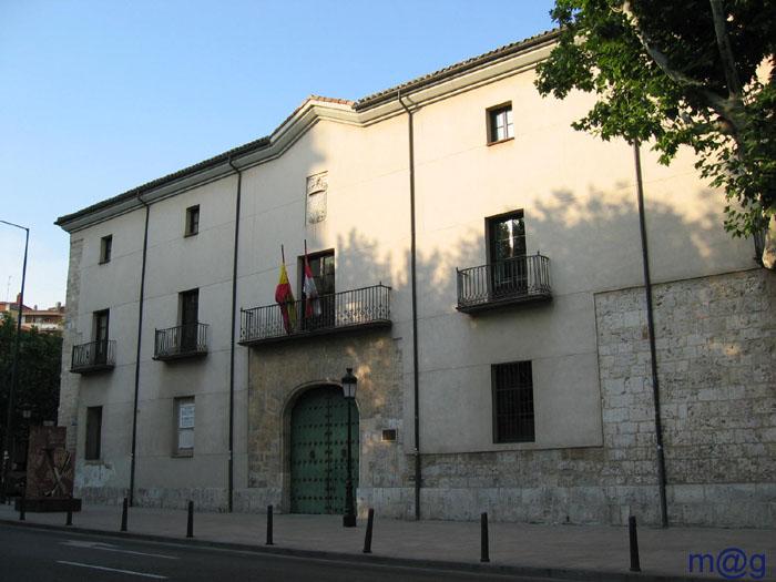Comenzamos nuestro recorrido por el palacio de los vivero for Viveros valladolid