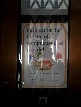Panadería Escrituras Expuestas De San Juan