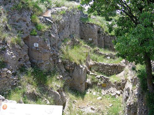 Trench of Schliemann