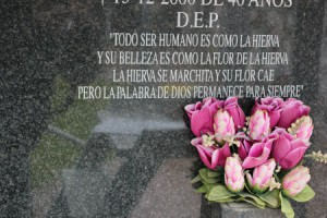 Inscripción nº 208 Plaza San Gerónimo