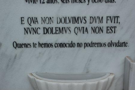 Escrituras Expuestas De San Vicente Del Raspeig Inscripciones Y
