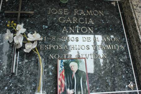Conseller Jose Ramón García Antón