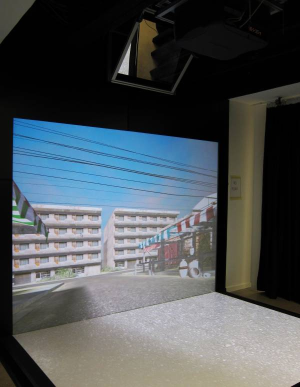 Equipo para realidad virtual