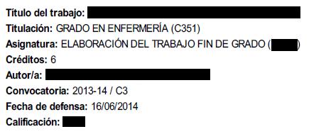 Formato de datos del certificado