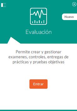 Novedad en UACloud: Evaluación