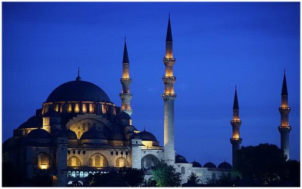 Muerte de un sultan Solimanmezquita