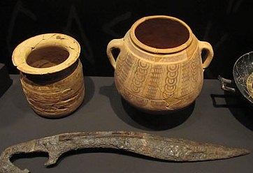 Cer mica comunes altomedievales sonia guti rrez for Origen de la ceramica