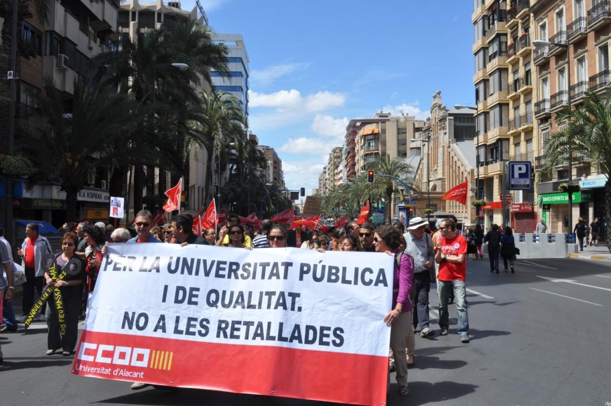 Alicante, 29 de abril de 2012