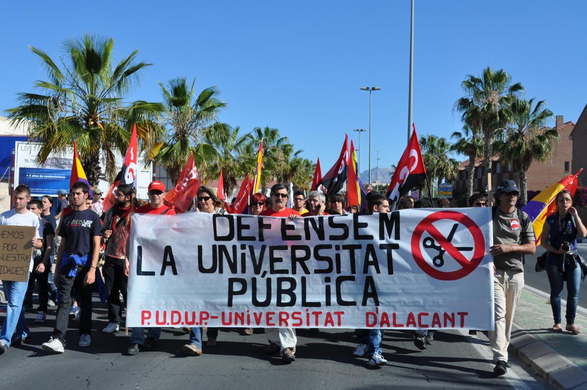 Defensem la Universitat Publica