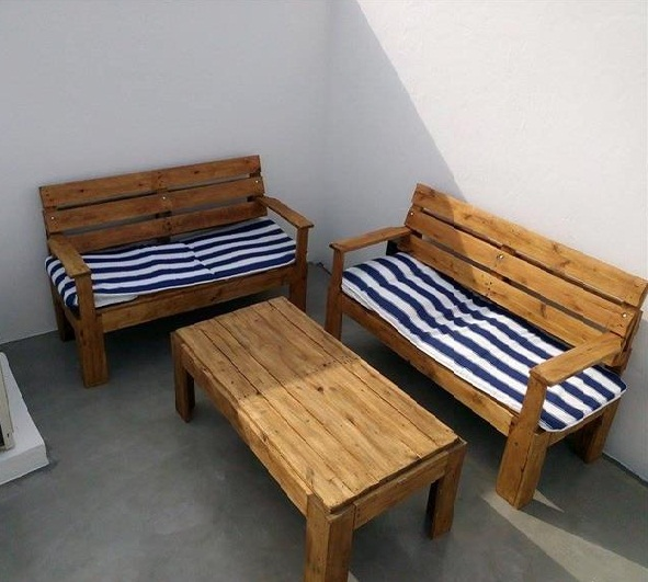 Madera para patios related keywords madera para patios for Sillones de terraza