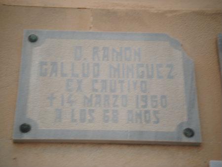 RAMÓN GALLUD MÍNGUEZ