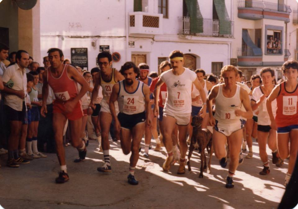 Siete Aguas Gran Fondo 1980