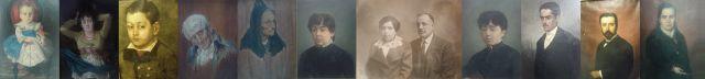 La colección de retratos de la familia Soler Moreno