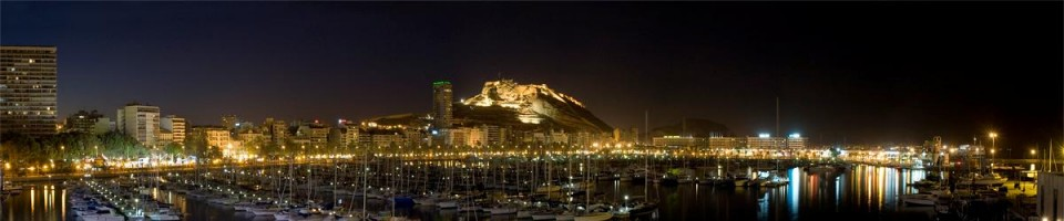 Turisme de masses a Alacant - Llocs turístics de la província d´Alacant.