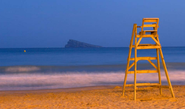 Playa de levante benidorm turismo cultural en la for Oficina turismo benidorm