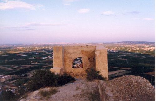 Castillo árabe de Callosa de Segura