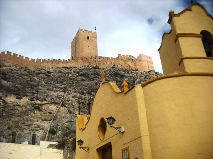 Castillo de San Blas