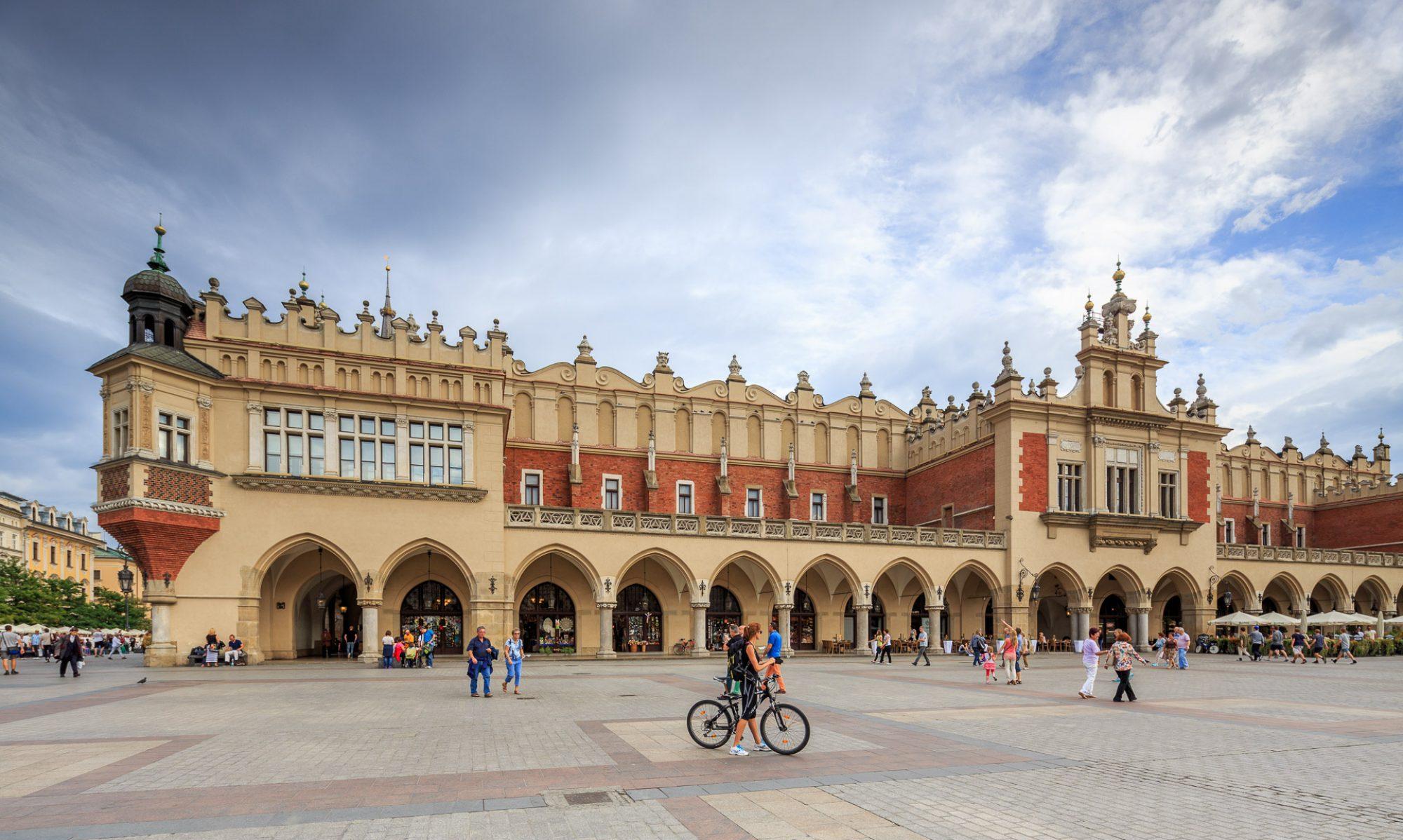 Cracovia: turismo, cultura y arte