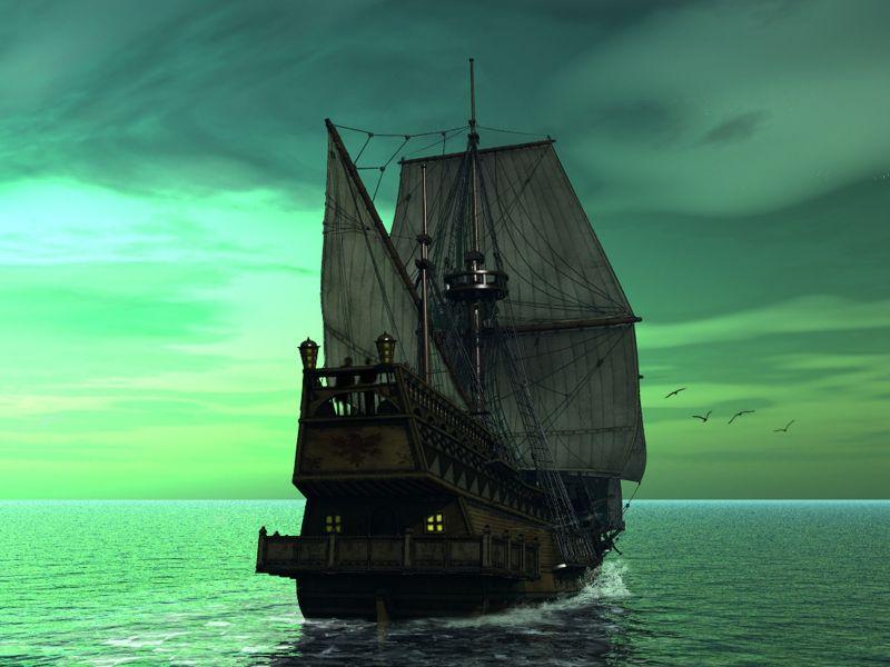 Que tipo de embarcaciones atacan los piratas