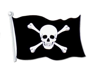 disco de los pirata: