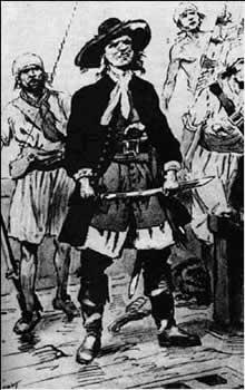 Los corsarios – Piratas en España