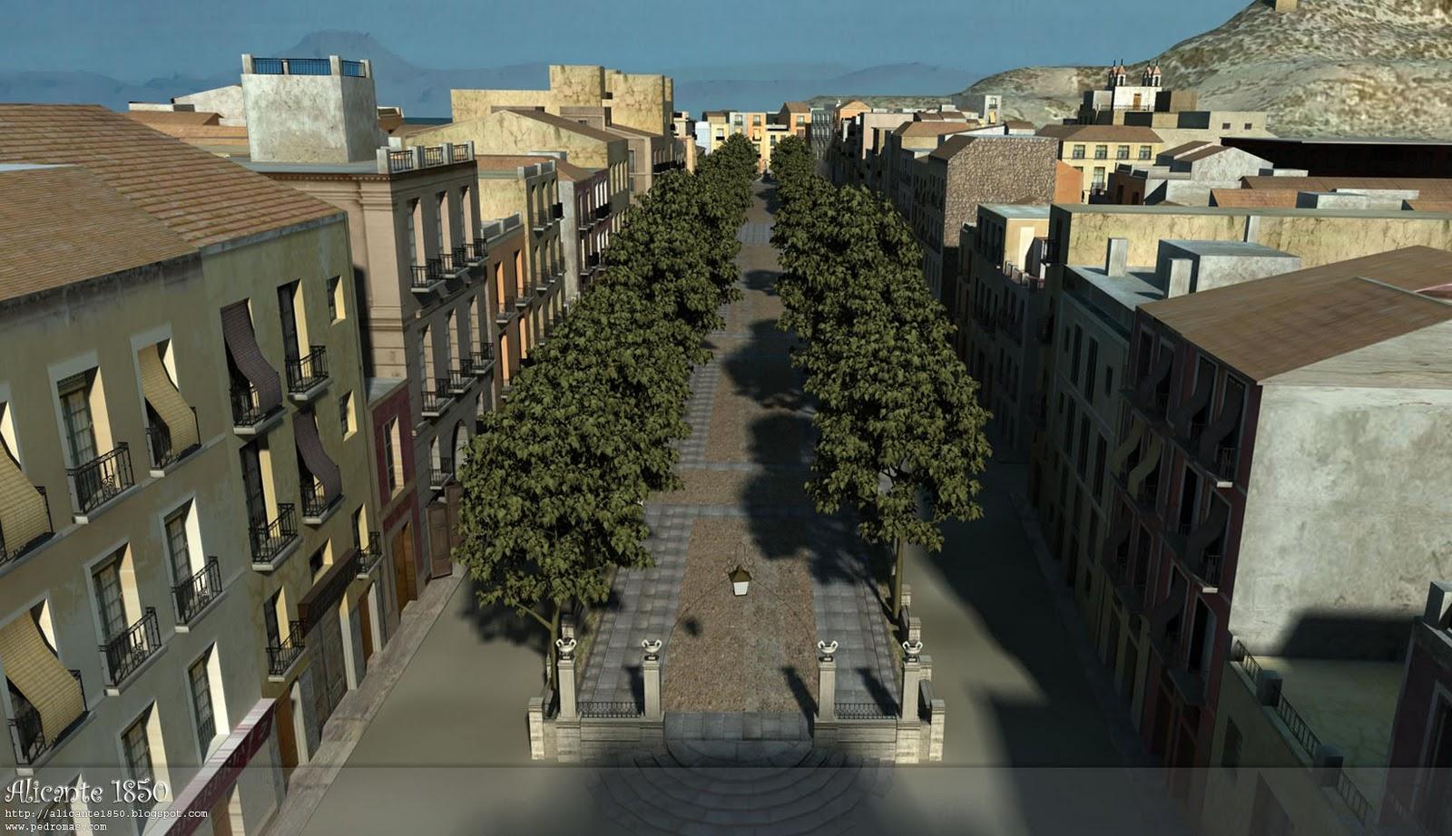 Urbe alicante xx desarrollo urbano de la ciudad de - El tiempo en muchamiel ...