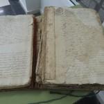 Libro de actas del año 1959